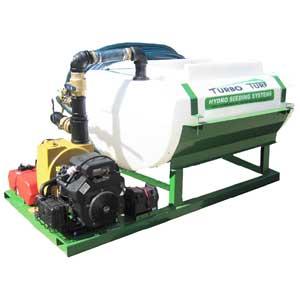 Turbo Turf HydroSeeding System