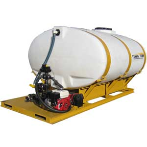 200 gallon 12 volt electric brine sprayer