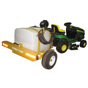 Turbo Turf Pull Type brine sprayer