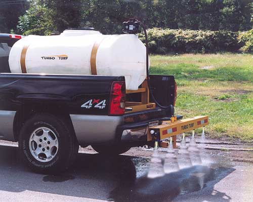 Turbo Turf IDCS-200-E Electric Brine Sprayer