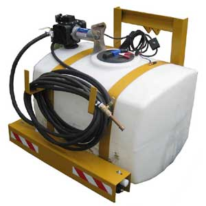 3 Pt Hitch brine sprayer